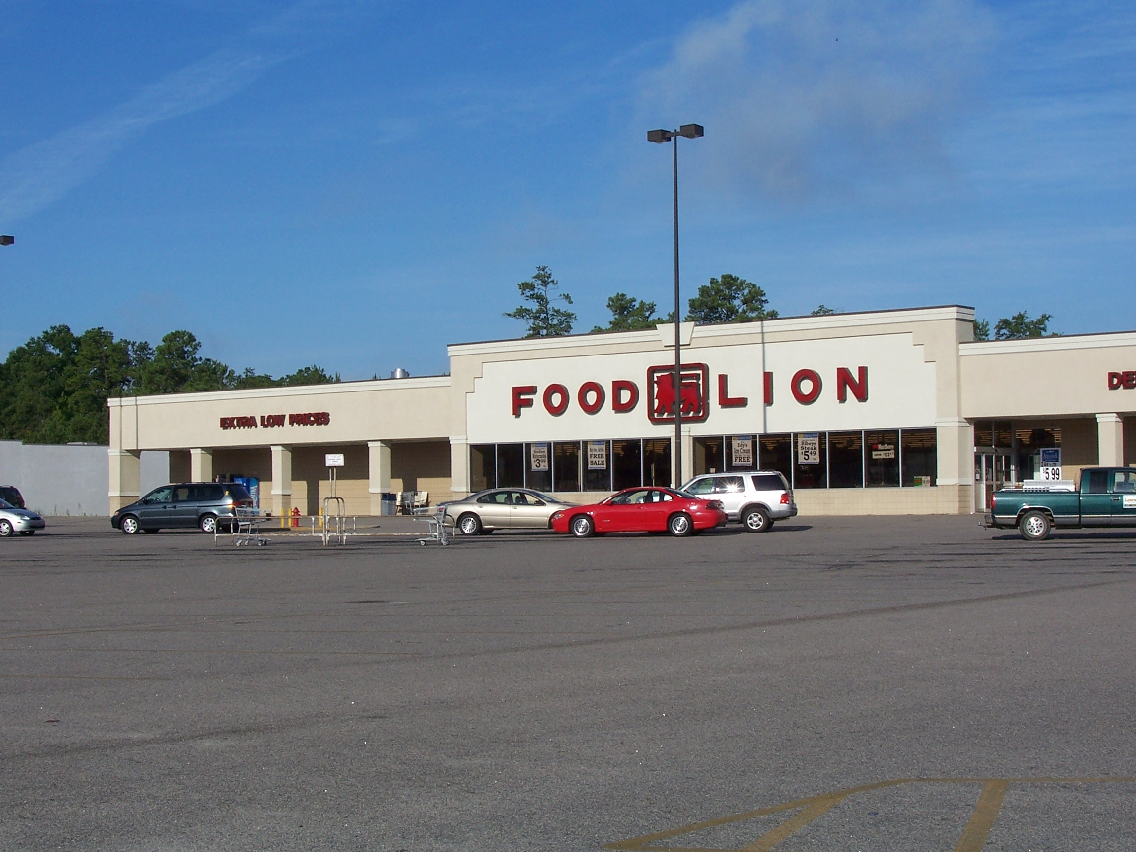 Food Lion Hourly Pay